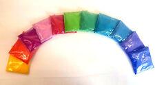 Hochwertige Künstlerpigmente Farbenset D40 10 Beutel auch Einfärben Epoxidharz