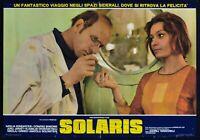 Fotobusta Solaris Tarkovsky Fantascienza Soljaris Andrei UFO Spazio 2 R126