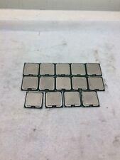Lot of 14 Intel Pentium Dual-Core E2220 2.4GHZ/1MB/800Mhz Socket LGA775 CPU