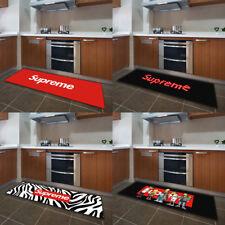 2020 Cool Velboa Floor Rug Carpet Bedroom Doormat Kitchen Non-slip Mat