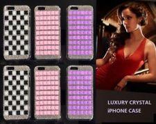 Étuis, housses et coques brillants en acrylique pour téléphone mobile et assistant personnel (PDA) Apple