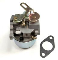NEW CARBURETOR W/ Gasket for TECUMSEH 4hp 5hp Engines Snow Blower Thrower  2E