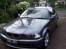 Private Seller Right-Hand Drive Automatic BMW Passenger Vehicles