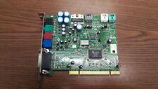 Diamond Multimedia Sonic Impact S90 S1 Aureal Vortex PCI Sound Card