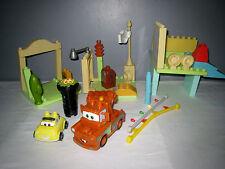 Disney/Pixar  Cars  Méga Bloks  avec 2 Voitures
