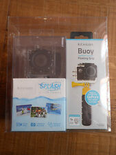 Kitvision Splash 1080p 12MP Action Camera + Buoy Grip BRAND NEW SEALED FREE P+P