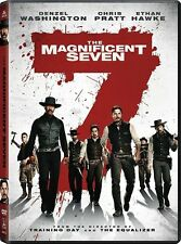The Magnificent Seven DVD NEW