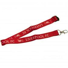 LIVERPOOL FC ID I.D. LANYARD DETACHABLE KEYRING CAMERA STRAP BADGE NEW XMAS GIFT