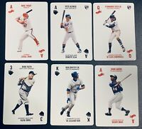 2019 Topps 52 Card Baseball Game Griffey Alonso Trout Tatis Ruth Ripken U Pick
