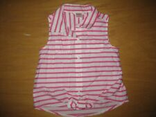 NWT Gymboree Fruit Punch size 5 Yellow Pink Striped Shirt Top