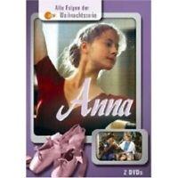 ANNA KOMPLETTE SERIE 2 DVD TV SERIE  NEU