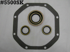 1963-1979 Corvette NEW Rear End Seal and Gasket Kit