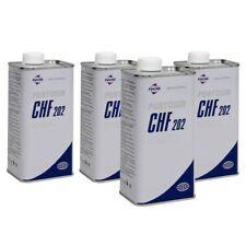 4x 1L 1 Liter PENTOSIN Hydrauliköl Zentralhydrauliköl CHF 202