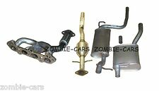 FORD FOCUS 1.8 TDdI EXHAUST SILENCER ALL CAT BACK 12//99-04//05