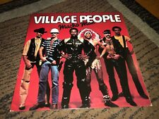 Village People -Macho Man(1978)Vintage Album Cover(No Vinyl)Disco