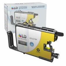 LD LC79Y LC79 Yellow Ink Cartridge for Brother Printer