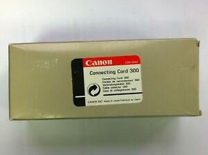 Canon Connecting Cord 300 3m (9.8ft.) Straight Cord Flash Cable