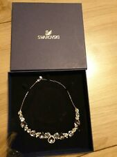 Swarovski original Collier Halskette Silver Neu