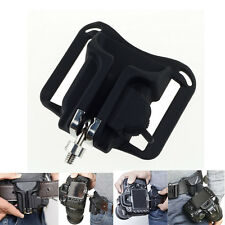 Quick Save Waist Belt Holster Strap Buckle Hanger for Digital Camera SLR DSLR