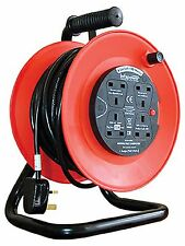 Infapower X815 4 Socket 13 Amp 50 Meter Extension Cable