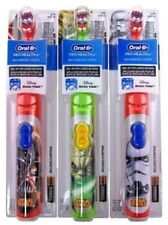 Pack of 3, Oral-B Battery Toothbrushes Soft  - Star Wars Assortment