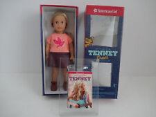 AMERICAN GIRL TENNEY GRANT GIRL OF YEAR  MINI DOLL -NEW -ORIG.  BOX- GLOBAL SHIP
