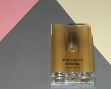 RARE BOXED CHANEL CRISTALLE VINTAGE EDT PURSE SPRAY RECHARGABLE 3x 15ml