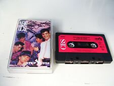 New Kids on the Block - Step by Step * CASSETTE TAPE UK 1990 *