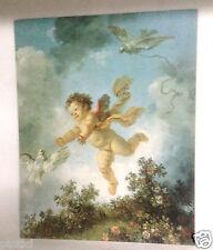 ANGELO IMMAGINE EROS Quadro su tela 50x40 stampa artistica MDF FOTO BABY
