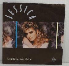 "JESSICA - C'est La Vie, Mon Cherie > 7""Single Vinyl"