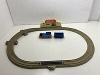 2011 FISHER PRICE THOMAS & FRIENDS LOWER TIDMOUTH STARTER INOMPLETE