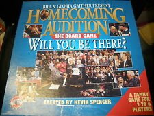 Gaither Gospel Music Homecoming Audition board game