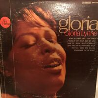 GLORIA  LYNNE        LP       GLORIA