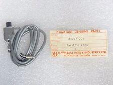 Kawasaki NOS NEW  46027-006 Engine Stop Switch Assy F5 F6 F7 F8 F9 F11 1970-75