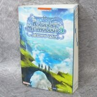 TALES OF THE WORLD Radiant Mythology 3 Official Game Guide Japan Book PSP NM335*