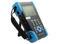 """3.5"""" Monitor HVT-2601 CCTV Tester Test Camera PTZ Controller USB 12V Output"""