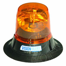 Vision Alert Magnetic Emergency Recovery Flashing Amber Beacon 400.001 BNIB!