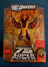 GOLDEN PHAROAH DC COMICS DC UNIVERSE 6 INCH ACTION FIGURE SERIES 15 MATTEL