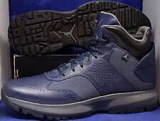 Nike Air Jordan 23 Degrees F Obsidian Blue Black Boots SZ 15 ( 535753-402 )