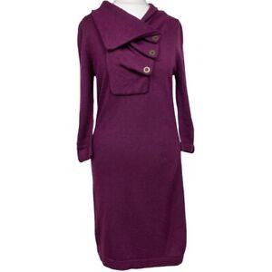 Wallis Dress Ladies 8 Purple BX