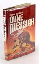 First Edition 1969 Dune Messiah Frank Herbert Sequel to Dune Hardcover w/DJ