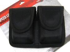 """TRU-SPEC Tactical Black SPEED LOADER Pouch Holder For 2"""" Duty Belt! 6423000"""