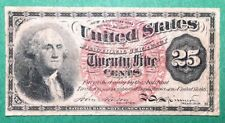 1869 - 25 Cent - Fractional Currency - Fourth Issue