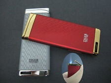 1PC TIGER jet torch windproof lighter very thin nice looks design Chrismas' gift