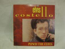 Elvis Costello Punch the Clock Vinyl LP 1983 Free Shipping!