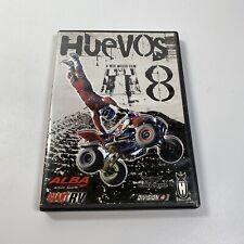 Huevos 8 ATV Quad Motorsports Extreme Sports DVD Wes Miller Film
