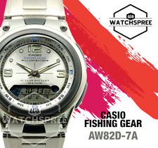 Casio Analog Digital Fishing Gear Watch AW82D-7A
