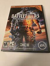 Battlefield 3: Premium Edition (PC, 2012)