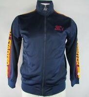 Starter Black Label Men's Full-Zip Navy Blue Track Jacket