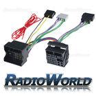 Seat Altea Leon Toledo Alhambra Handsfree Bluetooth Parrot Adaptor ISO Lead